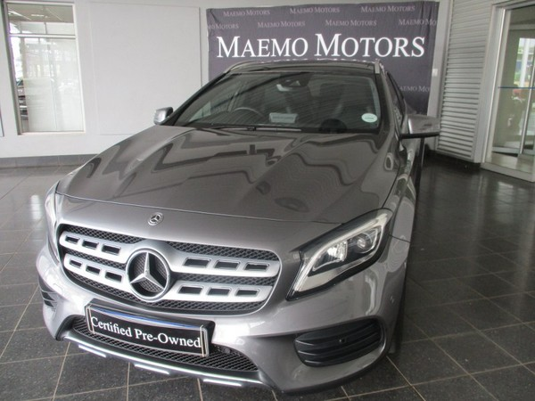 2019 Mercedes-Benz GLA-Class 200 North West Province Rustenburg_0