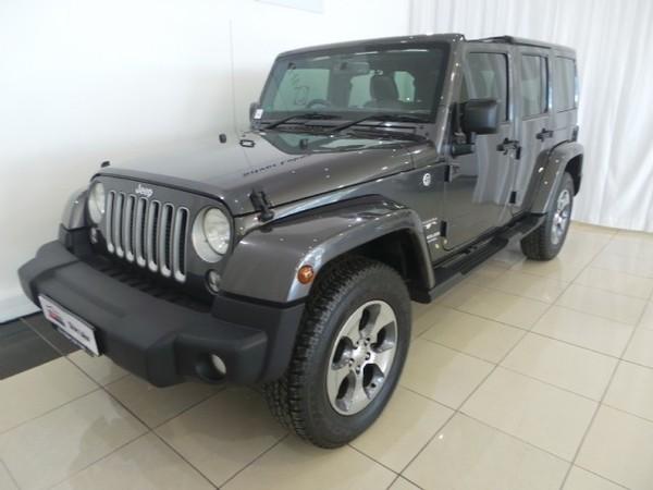 2018 Jeep Wrangler 2.8 Crd Unltd Sahar At  Gauteng Pretoria_0