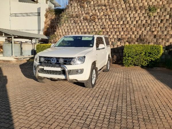 2016 Volkswagen Amarok 2.0 BiTDi Highline 132KW 4MOT Auto Double cab bakk Mpumalanga Nelspruit_0