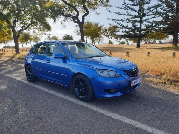 2005 Mazda 3 1.6 Sport Active  Gauteng Pretoria West_0