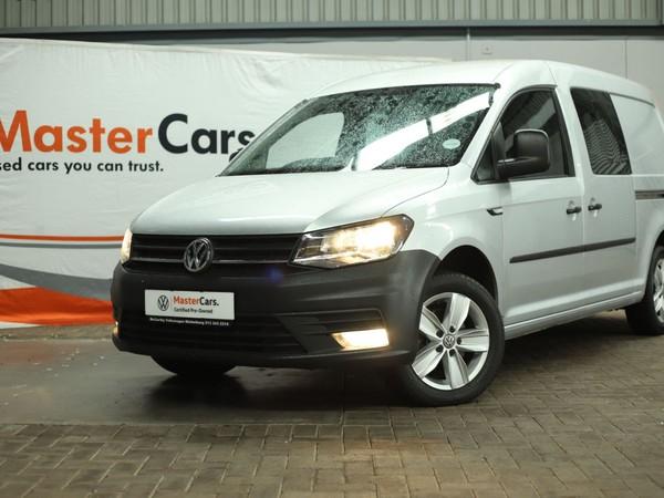 2019 Volkswagen Caddy Crewbus 2.0 TDI Mpumalanga Secunda_0