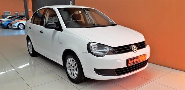 2012 Volkswagen Polo Vivo 1.6 Trendline Kwazulu Natal Pietermaritzburg_0