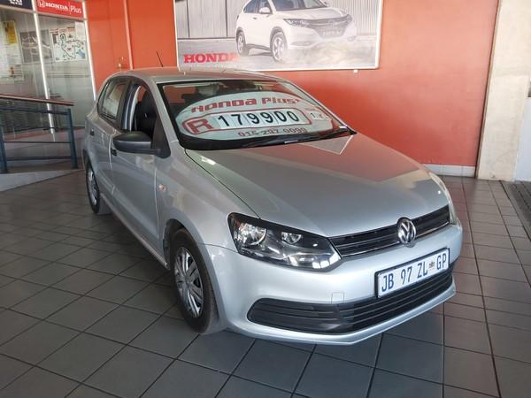 2019 Volkswagen Polo Vivo 1.4 Trendline 5-Door Limpopo Polokwane_0