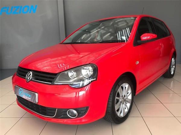 2017 Volkswagen Polo Vivo GP 1.6 Comfortline 5-Door Western Cape Parow_0