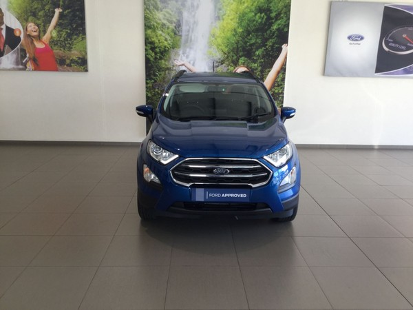 2020 Ford EcoSport 1.0 Ecoboost Trend Auto Western Cape Kuils River_0