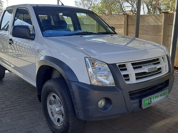 2012 Isuzu KB Series Kb250d-teq Le Pu Dc  North West Province Klerksdorp_0