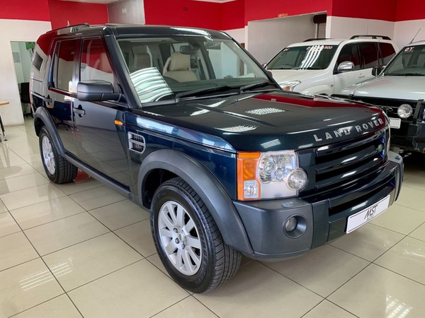 2006 Land Rover Discovery 3 Td V6 Se At  Kwazulu Natal Newcastle_0