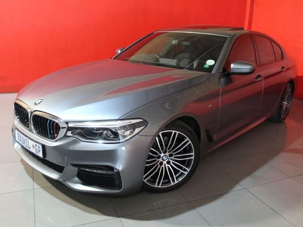 2017 BMW 5 Series 520d M Sport Gauteng Springs_0