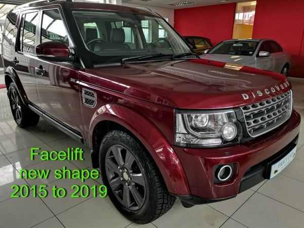 2015 Land Rover Discovery 4 3.0 Tdv6 Se  Western Cape Bellville_0
