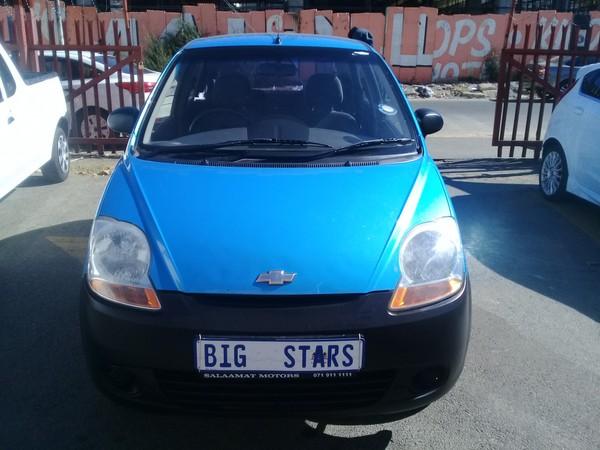 2010 Chevrolet Spark 1.2 L 5dr  Gauteng Johannesburg_0