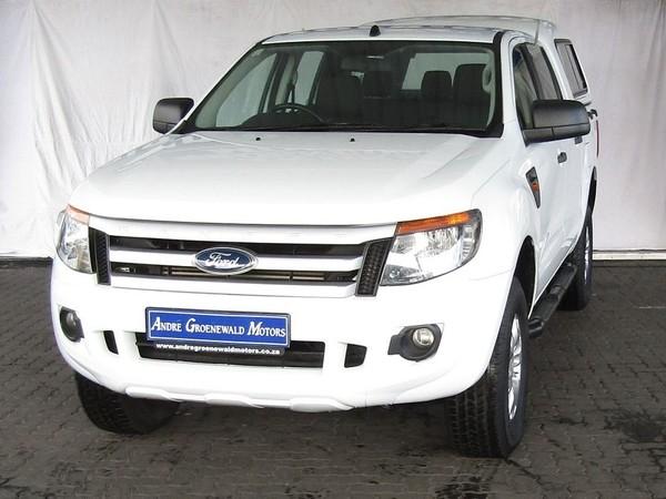 2015 Ford Ranger 2.2tdci Xls 4x4 Pudc  Western Cape Goodwood_0
