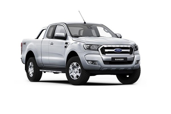 2020 Ford Ranger 3.2TDCi XLT 4X4 Auto PU SUPCAB Eastern Cape East London_0