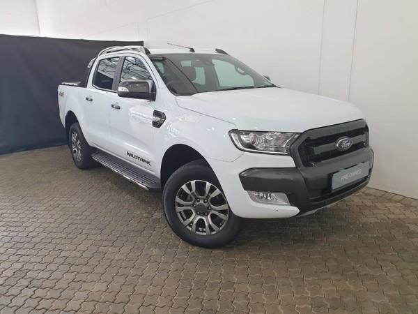 2018 Ford Ranger 3.2TDCi 3.2 WILDTRAK 4X4 Auto Double Cab Bakkie Western Cape George_0