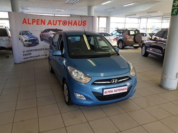 2018 Hyundai i10 1.1 Motion Auto Western Cape Parow_0