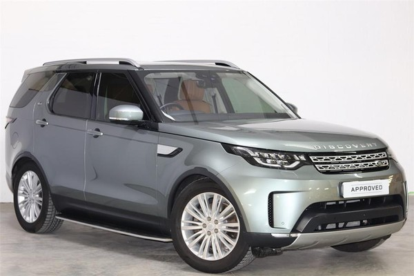 2017 Land Rover Discovery 3.0 TD6 HSE Luxury Eastern Cape Port Elizabeth_0
