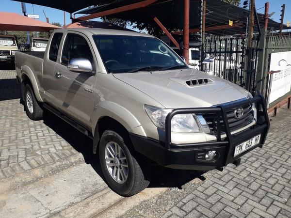 2011 Toyota Hilux 3.0d-4d Raider Xtra Cab 4x4 Pu Sc  Mpumalanga Nelspruit_0