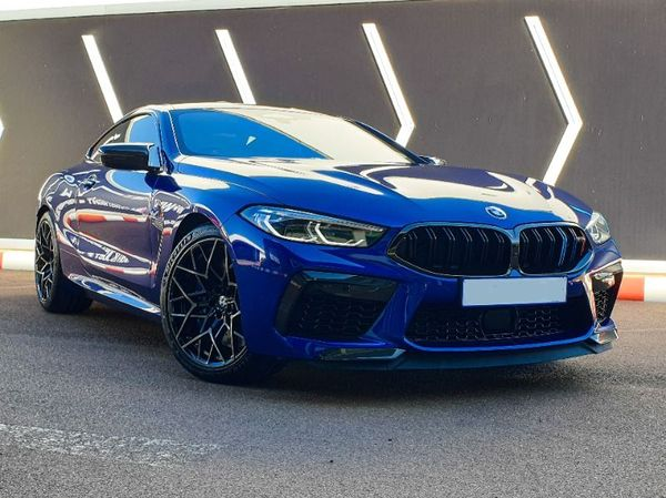 2020 BMW 8 Series M8 Competition F92 Gauteng Pretoria_0