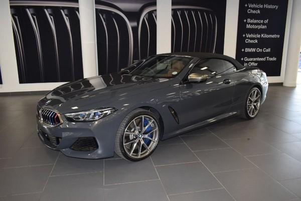 2019 BMW 8 Series M850i xDRIVE Convertible G14 Gauteng Pretoria_0
