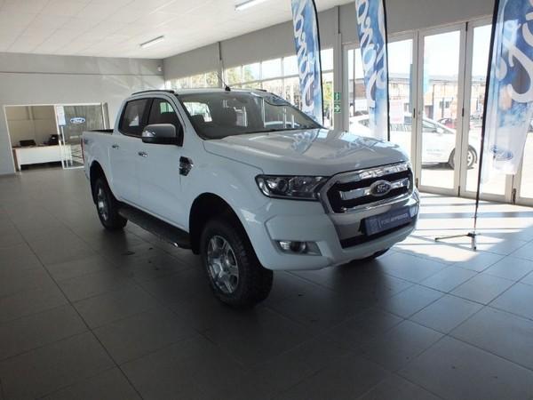 2018 Ford Ranger 3.2TDCi XLT 4X4 Auto Double Cab Bakkie Western Cape Robertson_0