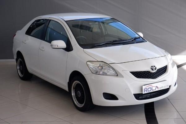 2011 Toyota Yaris Zen3   Western Cape Somerset West_0