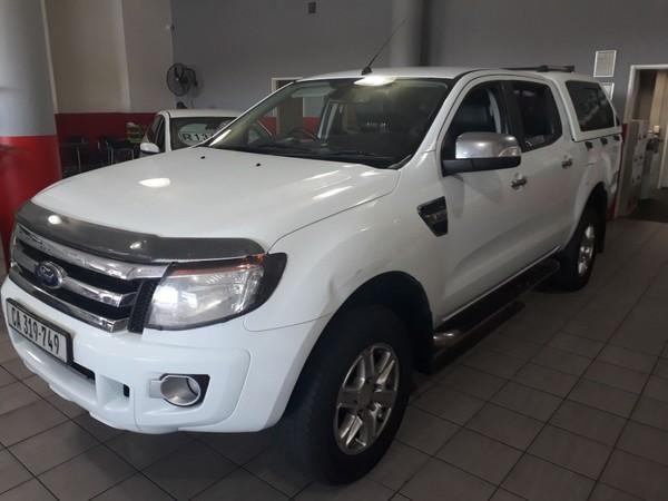 2014 Ford Ranger 3.2tdci Xlt 4x4 Pu Dc  Western Cape Brackenfell_0