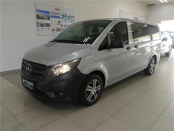 2018 Mercedes-Benz Vito 116 2.2 CDI Tourer Pro Auto Gauteng Sandton_0