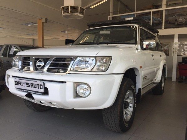 2003 Nissan Patrol 4.8 Grx At c87  North West Province Brits_0