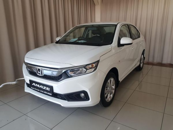 2020 Honda Amaze 1.2 Comfort CVT Gauteng Vereeniging_0