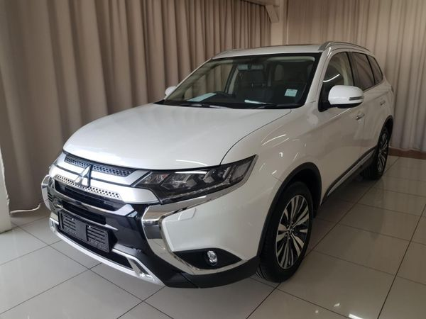 2020 Mitsubishi Outlander 2.4 GLS Exceed CVT Gauteng Vereeniging_0