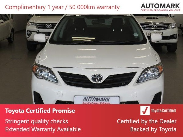 2019 Toyota Corolla Quest 1.6 Plus Limpopo Polokwane_0