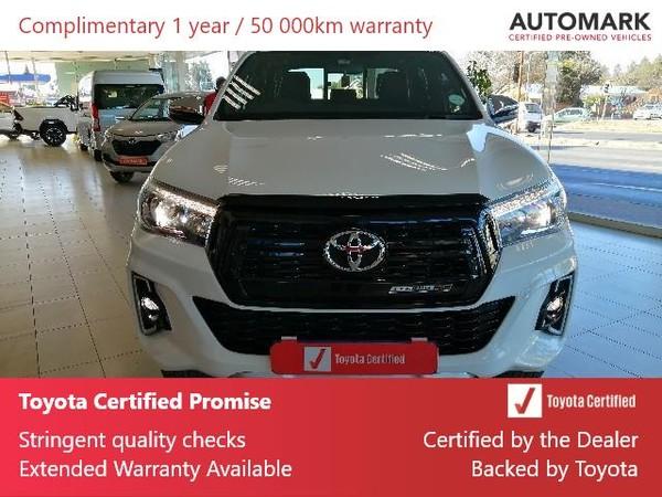 2020 Toyota Hilux 2.8 GD-6 RB Auto Raider Double Cab Bakkie Gauteng Krugersdorp_0
