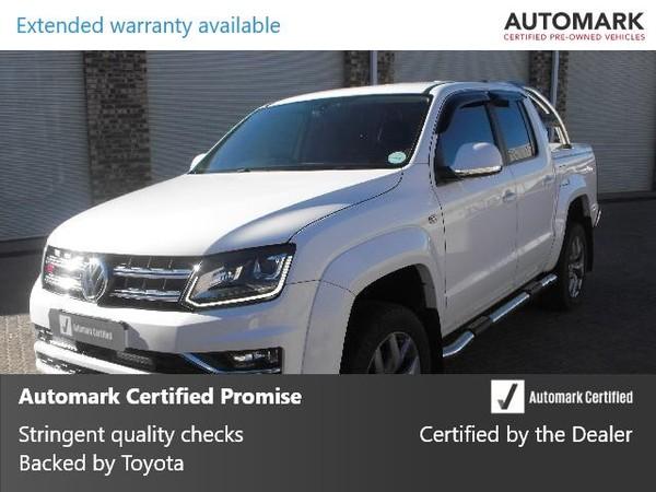 2017 Volkswagen Amarok 3.0 TDi Highline EX 4Motion Auto Double Cab Bakkie Mpumalanga Standerton_0