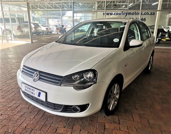 2018 Volkswagen Polo Vivo GP 1.6 Comfortline Western Cape Parow_0