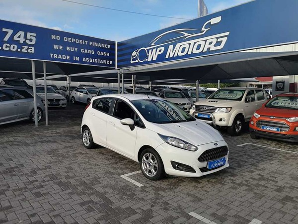 2018 Ford Fiesta 1.0 Ecoboost Trend 5dr  Western Cape Bellville_0