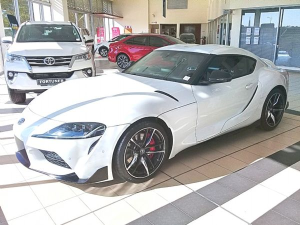 2020 Toyota Supra GR 3.0T Kwazulu Natal Umhlanga Rocks_0