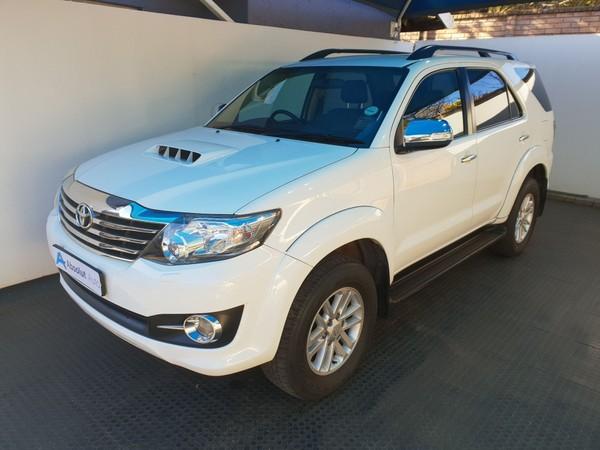 2015 Toyota Fortuner 3.0d-4d Rb At  Gauteng Randburg_0