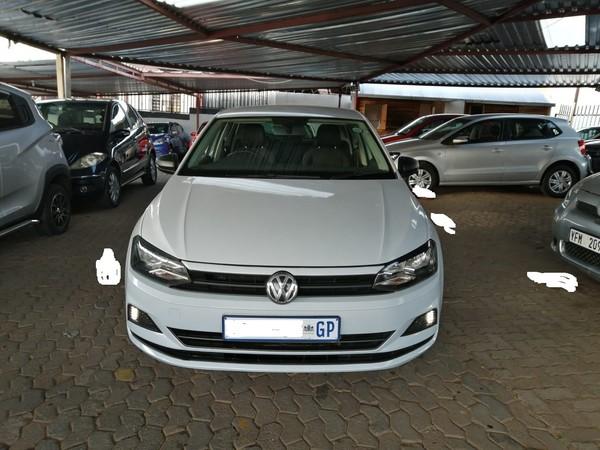 2018 Volkswagen Polo 1.0 TSI Comfortline Gauteng Jeppestown_0