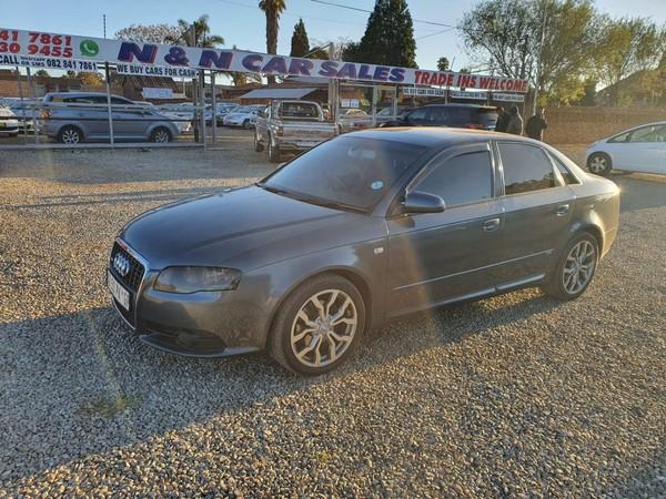 2008 Audi A4 2.0 b7  Gauteng Lenasia_0