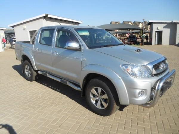 2010 Toyota Hilux 3.0 D-4d Raider 4x4 Pu Dc  Gauteng Pretoria_0