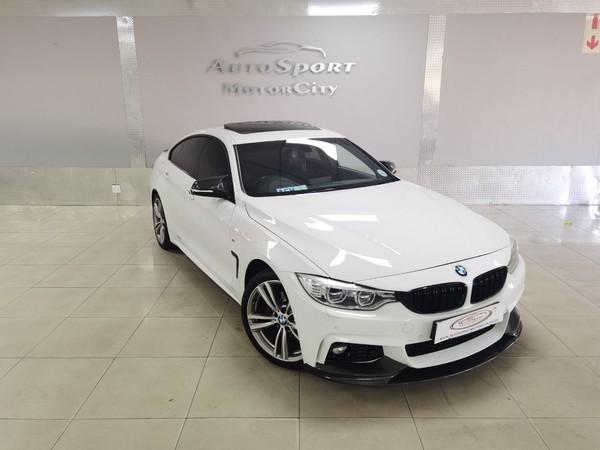 2016 BMW 4 Series 420D Coupe M Sport Auto Gauteng Benoni_0