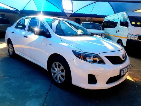2017 Toyota Corolla Quest 1.6 Gauteng Johannesburg_0