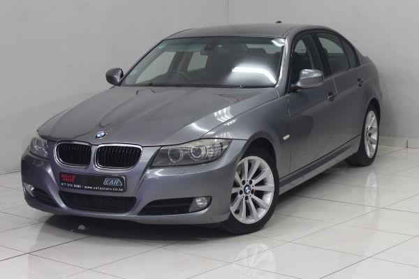 2009 BMW 3 Series 320d Exclusive At e90  Gauteng Nigel_0
