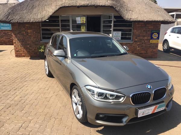 2016 BMW 1 Series 120d Sport Line 5DR Auto f20 Gauteng Centurion_0