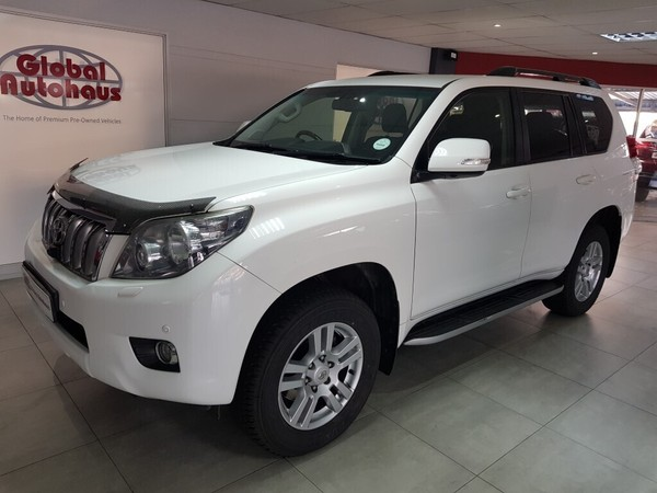 2012 Toyota Prado Vx 3.0 Tdi At  Gauteng Roodepoort_0
