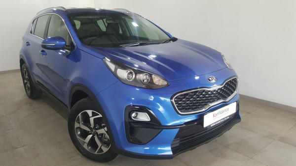 2020 Kia Sportage 2.0 CRDi Ignite  Auto Gauteng Roodepoort_0