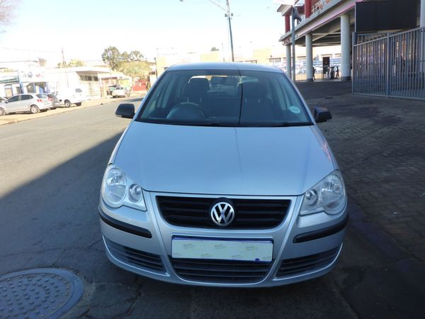 2007 Volkswagen Polo 1.4  Gauteng Johannesburg_0