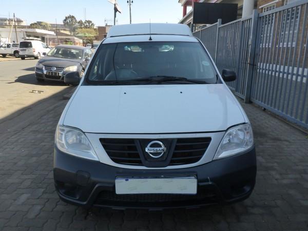 2012 Nissan NP200 1.6 Ac Pu Sc  Gauteng Johannesburg_0