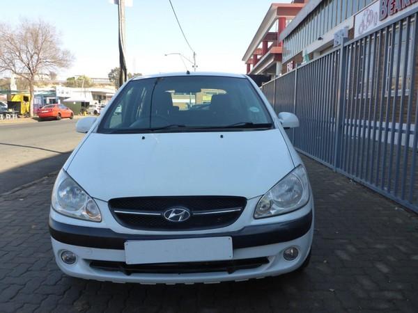 2009 Hyundai Getz 1.6 Hs  Gauteng Johannesburg_0