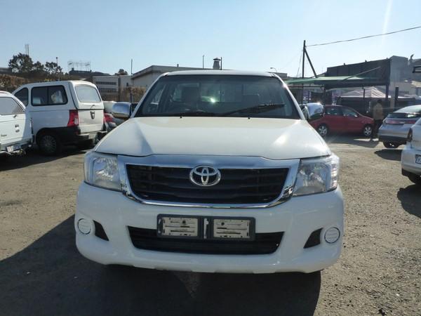 2009 Toyota Hilux 2.5 D-4d Pu Sc  Gauteng Johannesburg_0