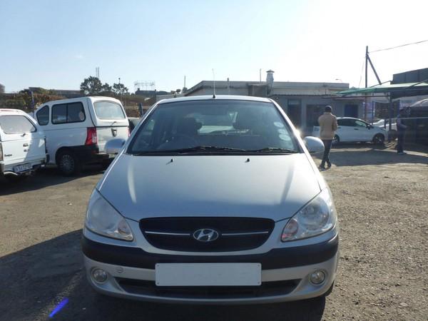 2008 Hyundai Getz 1.6 Hs  Gauteng Johannesburg_0